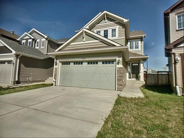 2821 Duke Crescent, Edmonton, AB T6W 3Y3 (#E4247588) :: The Good Real Estate Company