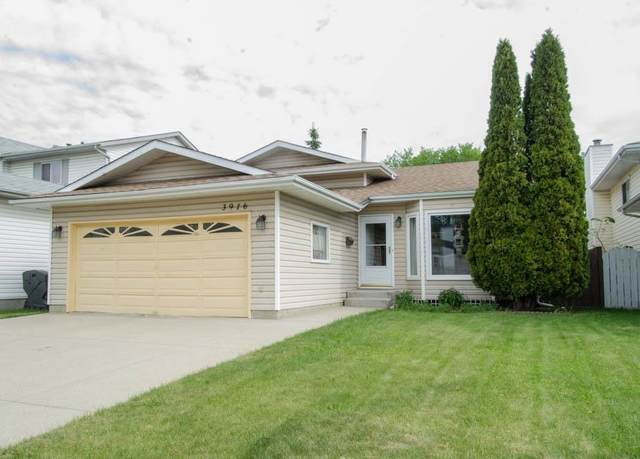 3916 22 Avenue, Edmonton, AB T6L 4G2 (#E4247593) :: The Good Real Estate Company