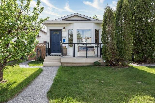 4124 36 Street, Edmonton, AB T6L 5M6 (#E4247656) :: Initia Real Estate