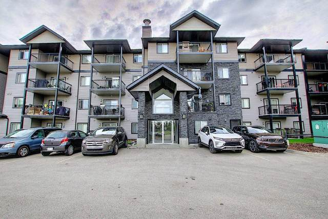 115 14808 125 Street, Edmonton, AB T5X 0G1 (#E4247678) :: Initia Real Estate