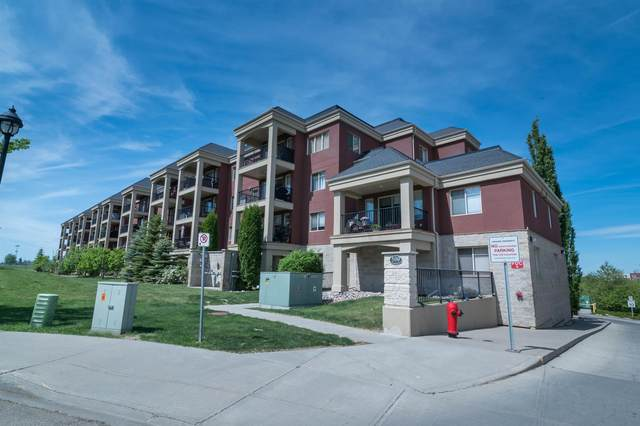 110 500 Palisades Way, Sherwood Park, AB T8H 0H7 (#E4247698) :: The Foundry Real Estate Company