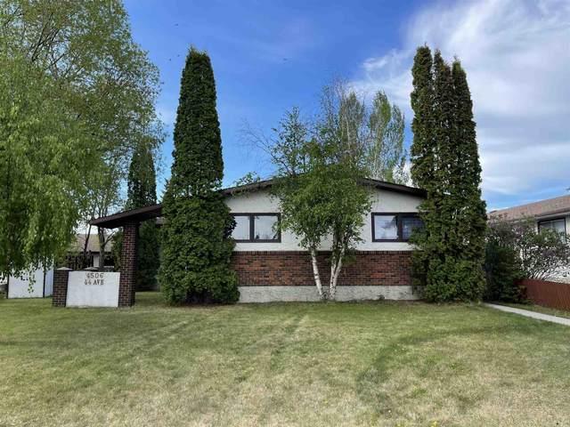 4506 44 Avenue, Bonnyville Town, AB T9N 1X3 (#E4247782) :: The Good Real Estate Company