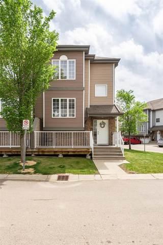 41 5102 30 Avenue, Beaumont, AB T4X 0A9 (#E4247859) :: The Good Real Estate Company