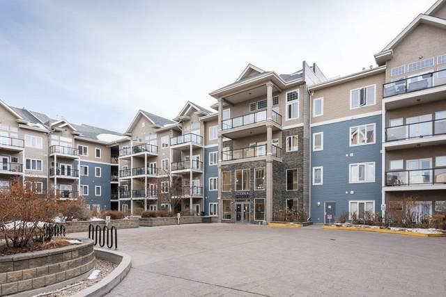 129 10121 80 Avenue, Edmonton, AB T6E 0B9 (#E4247875) :: Initia Real Estate