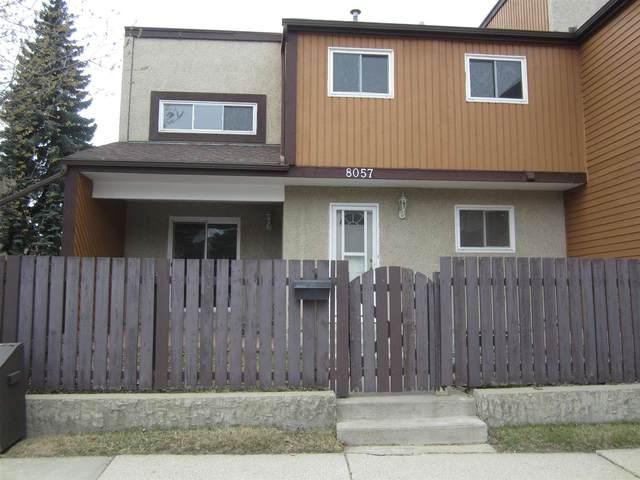 8057 27 Avenue, Edmonton, AB T6K 3C9 (#E4247881) :: The Good Real Estate Company