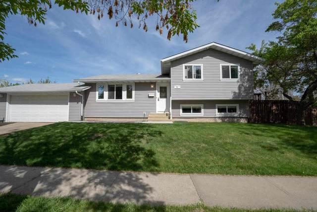 51 Alpine Boulevard, St. Albert, AB T8N 2M1 (#E4247886) :: Initia Real Estate