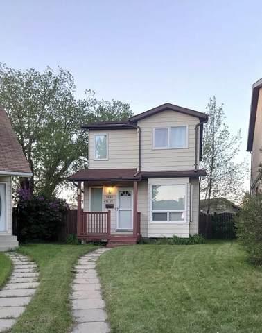 3640 43A Avenue, Edmonton, AB T6L 4L2 (#E4247892) :: Initia Real Estate