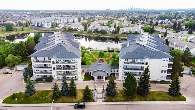 412 9535 176 Street, Edmonton, AB T5T 6C8 (#E4247918) :: The Good Real Estate Company