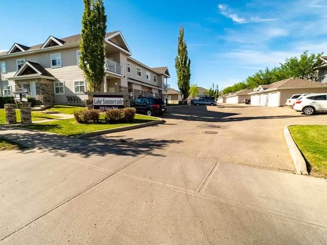 24 3040 Spence Wynd, Edmonton, AB T6K 1K5 (#E4247991) :: The Good Real Estate Company