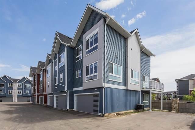 5 979 Crystallina Nera Way, Edmonton, AB T5Z 0S3 (#E4247998) :: The Foundry Real Estate Company