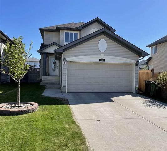 4005 158 Avenue, Edmonton, AB T5Y 0A3 (#E4248003) :: The Good Real Estate Company