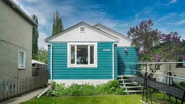 12220 95A Street, Edmonton, AB T5G 1S1 (#E4248009) :: Initia Real Estate
