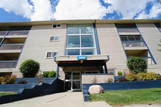 110 2628 Mill Woods Road E, Edmonton, AB T6L 5K8 (#E4248031) :: Müve Team | RE/MAX Elite