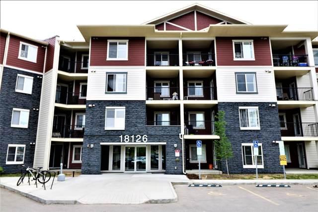 421 18126 77 Street, Edmonton, AB T5Z 0N7 (#E4248152) :: The Foundry Real Estate Company