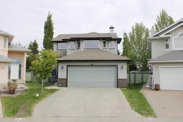 21209 88A Avenue, Edmonton, AB T5T 6V2 (#E4248175) :: The Good Real Estate Company