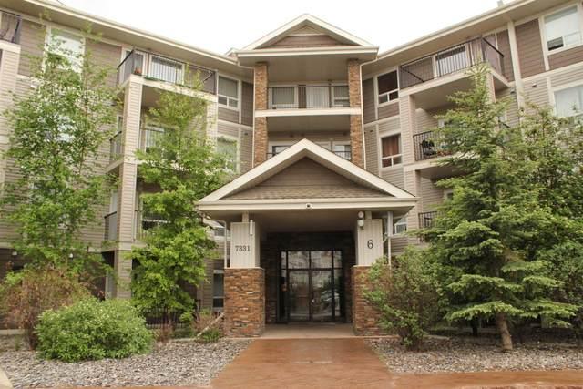 6404 7331 South Terwillegar Drive NW, Edmonton, AB T6R 0L9 (#E4248176) :: The Good Real Estate Company