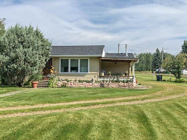 4423 Sunset Drive, Rural Lac Ste. Anne County, AB T0E 0A0 (#E4248192) :: The Good Real Estate Company