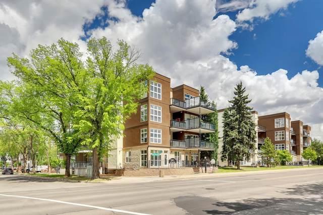 355 10403 122 Street, Edmonton, AB T5N 4C1 (#E4248211) :: Müve Team | RE/MAX Elite