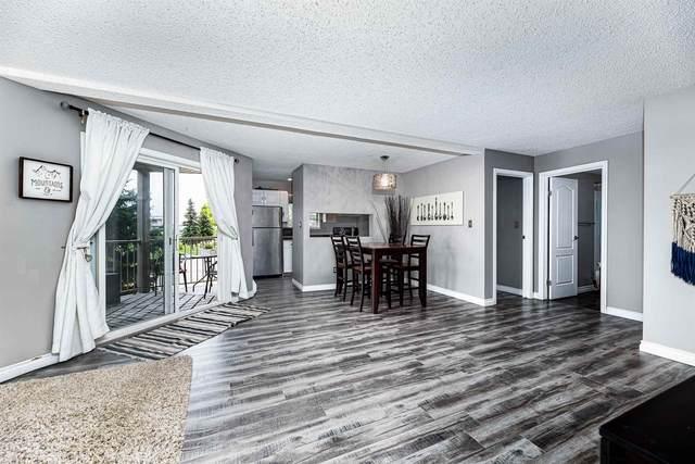 311 17109 67 Avenue, Edmonton, AB T5T 6E6 (#E4248219) :: The Foundry Real Estate Company