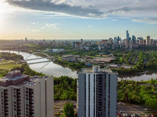 1401 10135 Saskatchewan Drive, Edmonton, AB T6E 4Y9 (#E4248223) :: The Good Real Estate Company