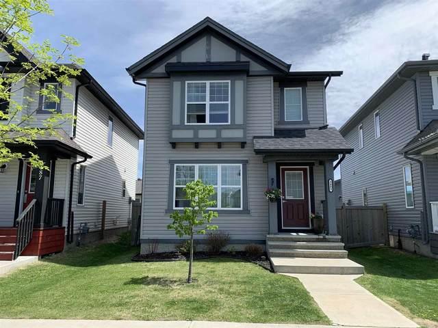 3483 15A Street NW, Edmonton, AB T6T 0M9 (#E4248242) :: Initia Real Estate