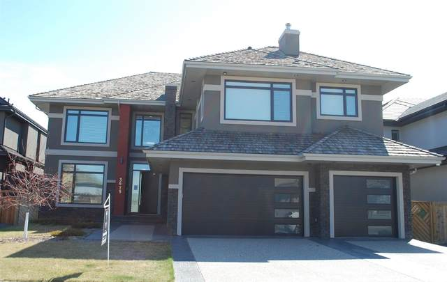 3629 Westcliff Way, Edmonton, AB T6W 2L2 (#E4248253) :: The Good Real Estate Company