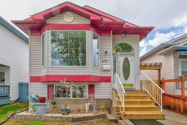 14716 Miller Boulevard, Edmonton, AB T5Y 2X4 (#E4248275) :: The Foundry Real Estate Company