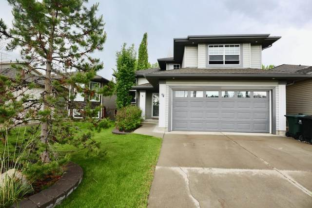 94 Ridgepoint Way, Sherwood Park, AB T8A 0A6 (#E4248301) :: The Good Real Estate Company
