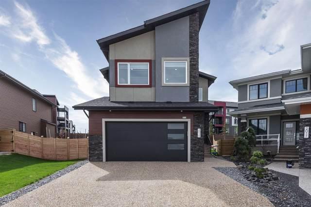 2019 Ware Road SW, Edmonton, AB T6W 3G5 (#E4248305) :: The Good Real Estate Company