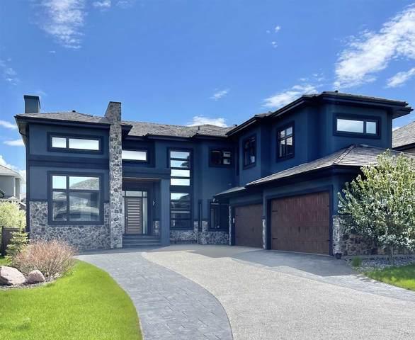 3543 Watson Point(E), Edmonton, AB T6W 2L2 (#E4248335) :: The Good Real Estate Company