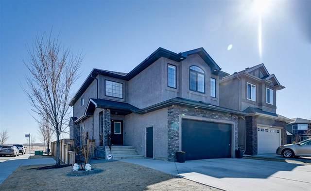 804 Albany Cove, Edmonton, AB T6V 0H3 (#E4248337) :: Müve Team   RE/MAX Elite