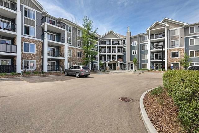 421 6084 Stanton Drive, Edmonton, AB T6X 0Z4 (#E4248344) :: Initia Real Estate