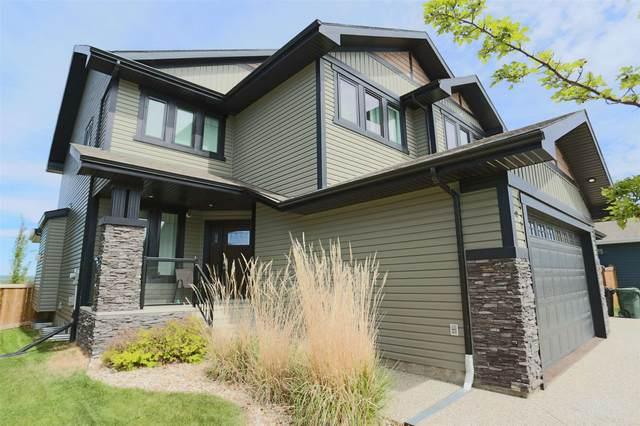 91 Danfield Place, Spruce Grove, AB T7X 0E6 (#E4248415) :: Initia Real Estate