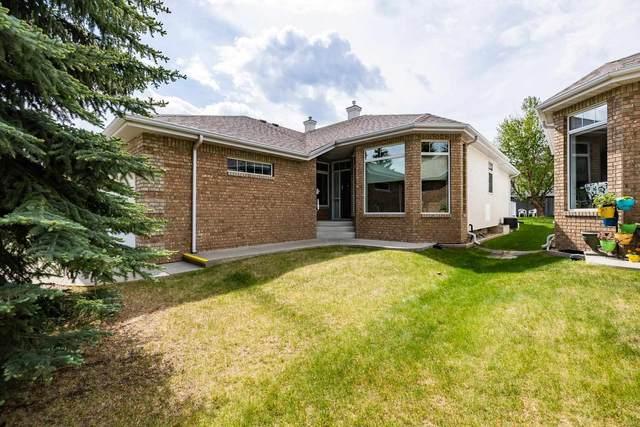 120 Rabbit Hill Court, Edmonton, AB T6R 2R3 (#E4248439) :: The Good Real Estate Company