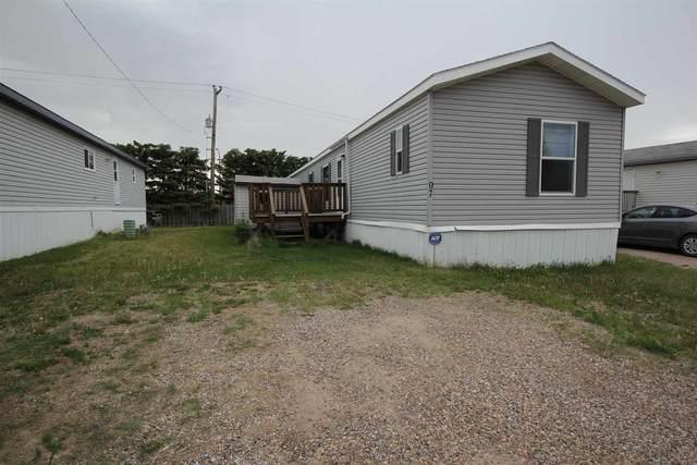97 Sportsman Trailer Park, Bonnyville Town, AB T9N 2B6 (#E4248442) :: The Good Real Estate Company