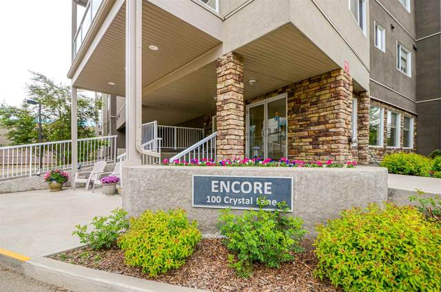 104 100 Crystal Lane, Sherwood Park, AB T8H 0P2 (#E4248448) :: The Foundry Real Estate Company