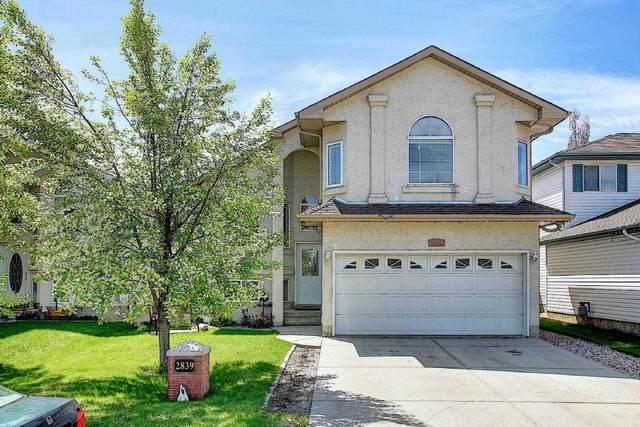 2839 41A Avenue, Edmonton, AB T6T 1M5 (#E4248470) :: The Foundry Real Estate Company