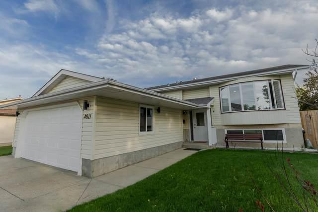 4011 19 Avenue, Edmonton, AB T6L 3C6 (#E4248497) :: The Good Real Estate Company