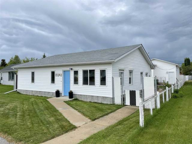 10243 107 Street, Westlock, AB T7P 1X1 (#E4248516) :: The Foundry Real Estate Company