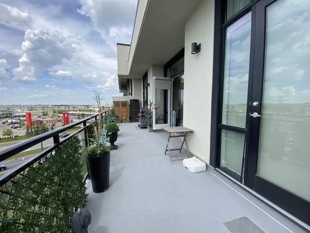 617 11080 Ellerslie Road, Edmonton, AB T6W 2C2 (#E4248522) :: Initia Real Estate