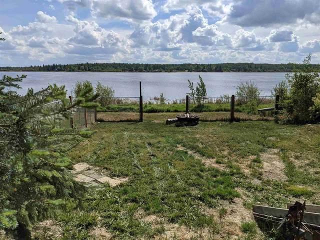 201 Lakeshore Drive, Rural Lac Ste. Anne County, AB T0E 1V0 (#E4248530) :: Initia Real Estate