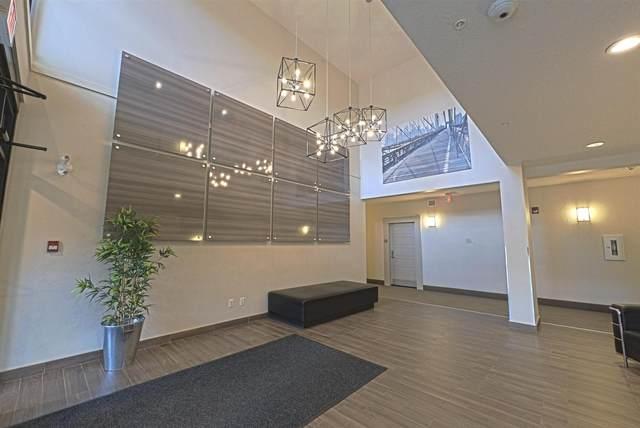 416 1144 Adamson Drive, Edmonton, AB T6W 2X7 (#E4248534) :: The Good Real Estate Company