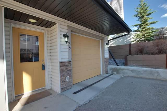 23 3751 12 Street, Edmonton, AB T6T 0N3 (#E4248537) :: Initia Real Estate