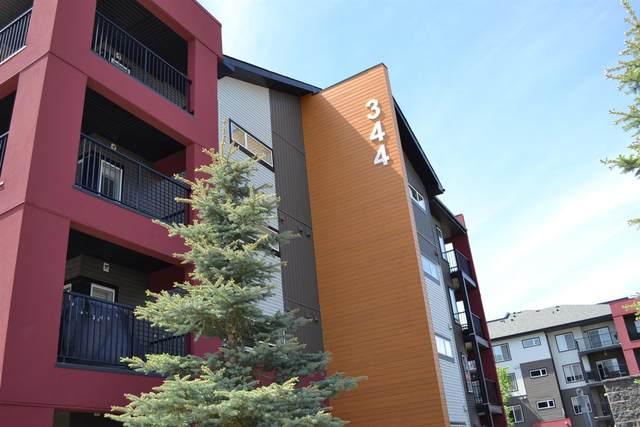 122 344 Windermere Road, Edmonton, AB T6W 2P2 (#E4248558) :: The Good Real Estate Company