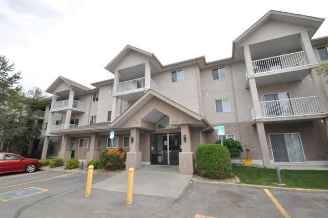 118 16221 95 Street, Edmonton, AB T5Z 3V3 (#E4248560) :: Initia Real Estate