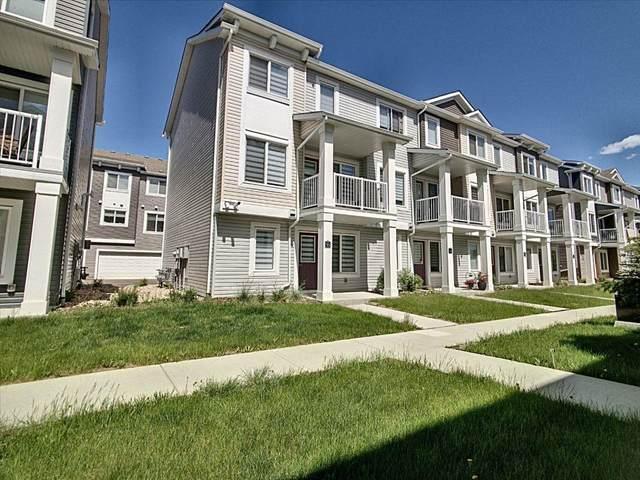 35 - 330 Bulyea Road, Edmonton, AB T6R 0W8 (#E4248569) :: The Good Real Estate Company