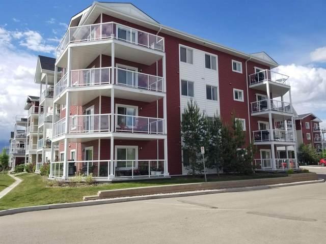 217 2207 44 Avenue, Edmonton, AB T6T 0T2 (#E4248576) :: The Good Real Estate Company