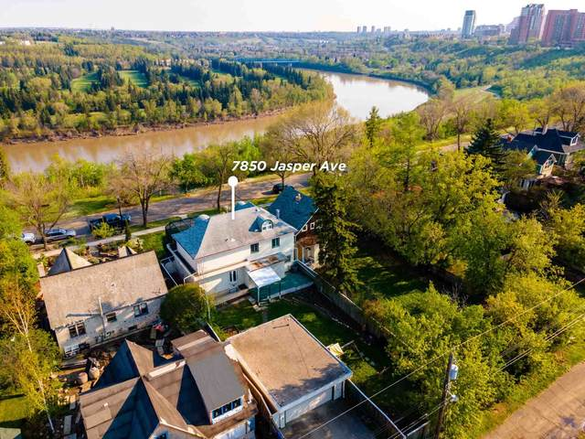 7850 Jasper Avenue, Edmonton, AB T5H 3R9 (#E4248601) :: The Foundry Real Estate Company