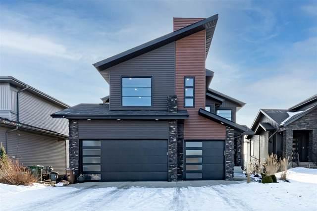 78 Nault Crescent, St. Albert, AB T8N 4C1 (#E4248607) :: Initia Real Estate
