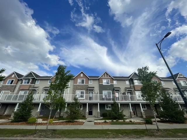 142 655 Tamarack Road NW, Edmonton, AB T6T 0N4 (#E4248623) :: Initia Real Estate